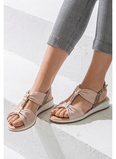 Elle Sandalet Pudra